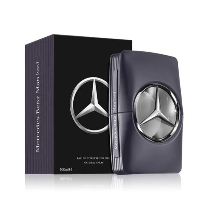 Mercedes Benz Man Grey Eau de Toilette