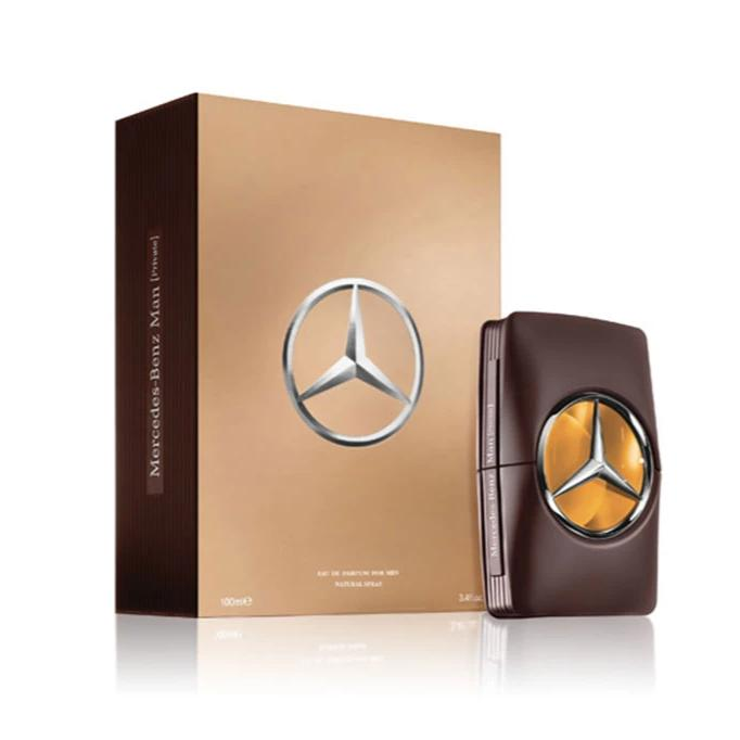 Mercedes Benz Man Private Eau De Parfum For Men 100 ml + Free Mercedes Bag