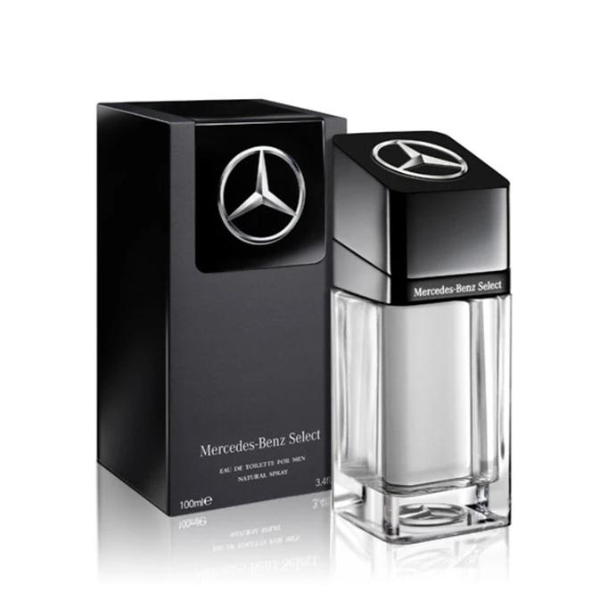 Mercedes-Benz Select Eau De Toilette For Men