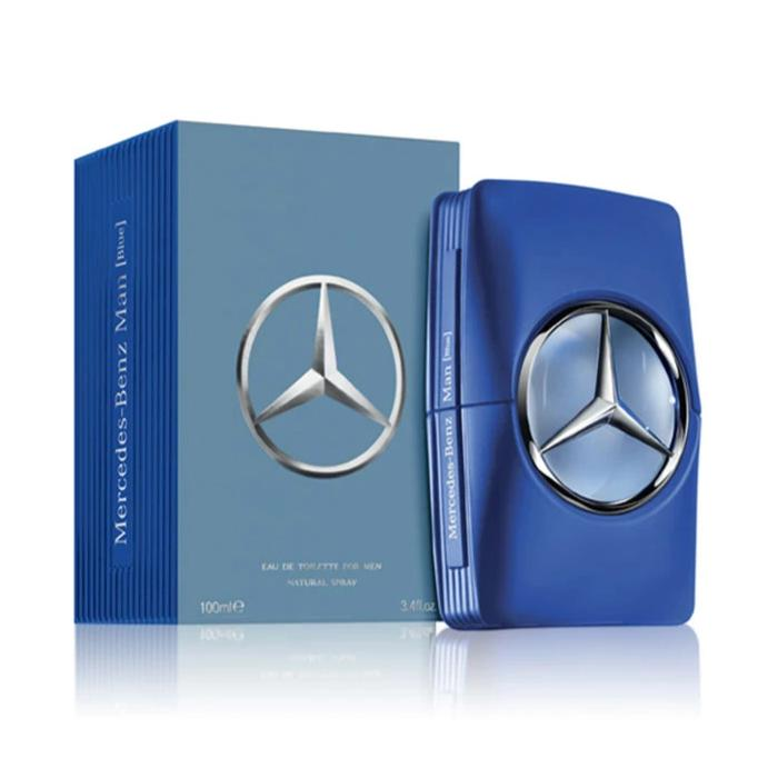 Mercedes-Benz Man Blue Eau de Toilette for Men