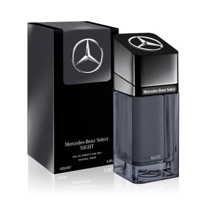 Mercedes-Benz Select Night Eau De Toilette For Men