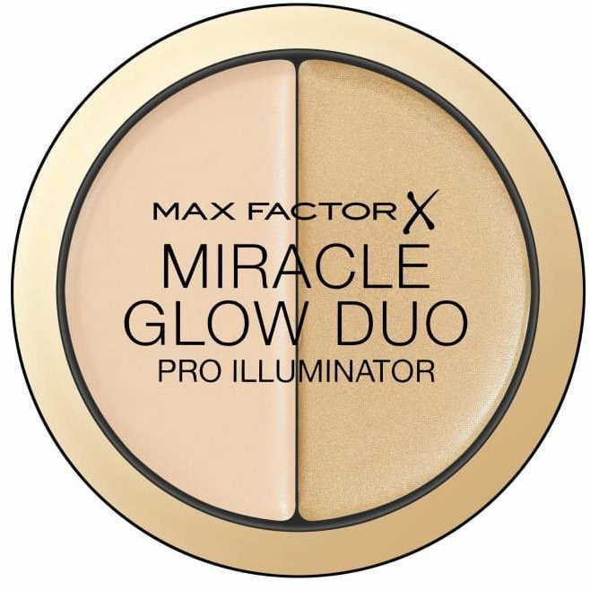 Max Factor Miracle Glow Duo Pro Illuminator - Cream to Powder