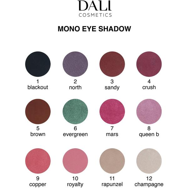 Dali Cosmetics Eye Glam Kit