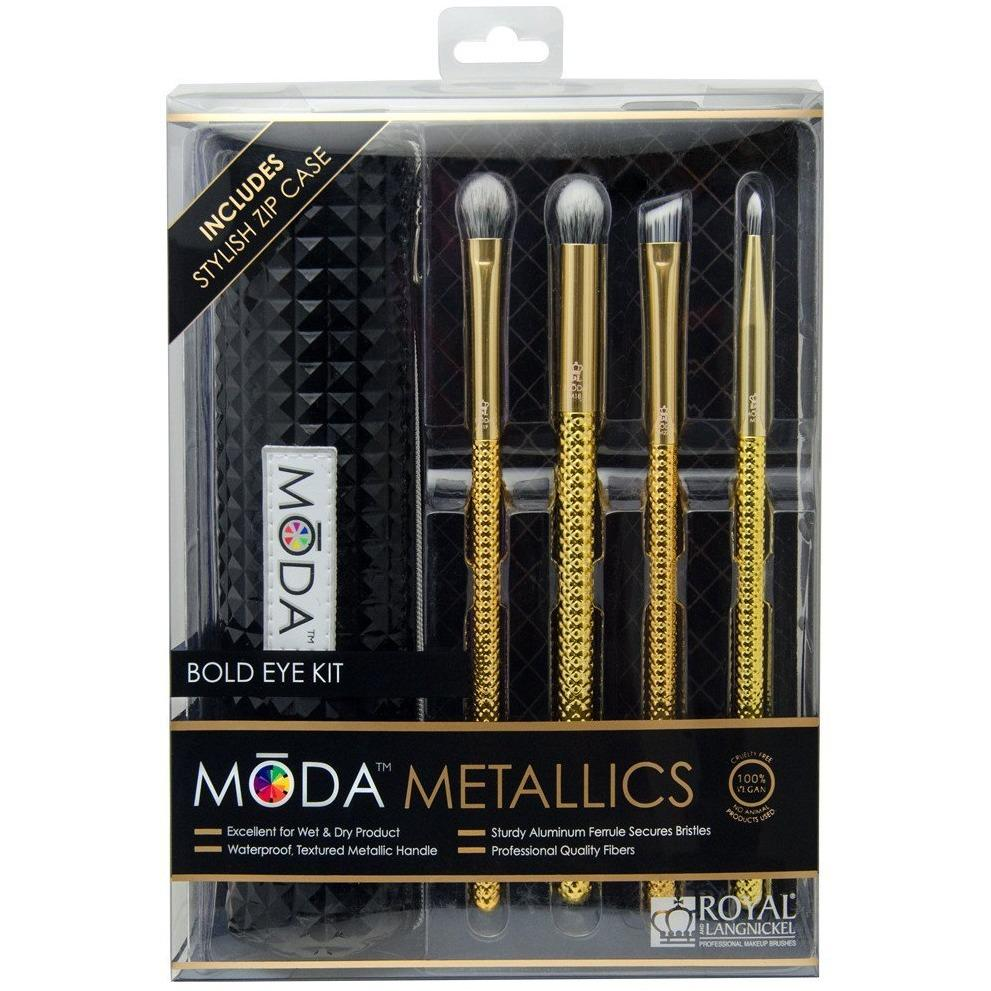 Royal & Langnickel Moda Metallics 5Pc Bold Eye Kit