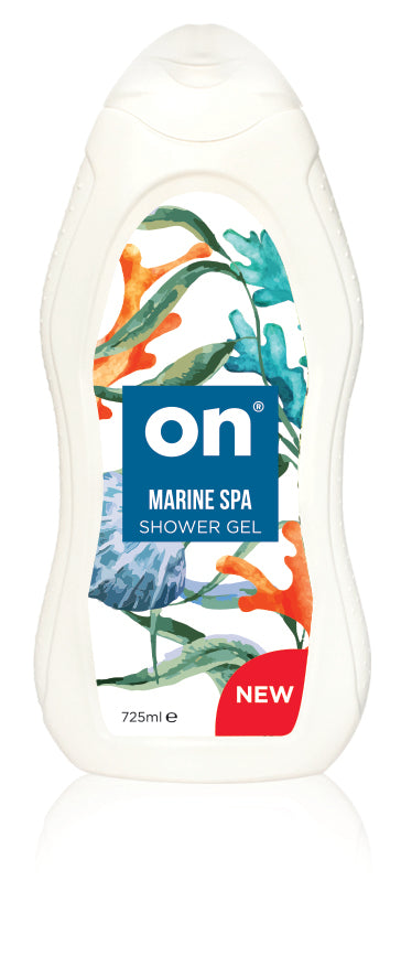 ON Shower Gel Marine SPA - Old Packaging