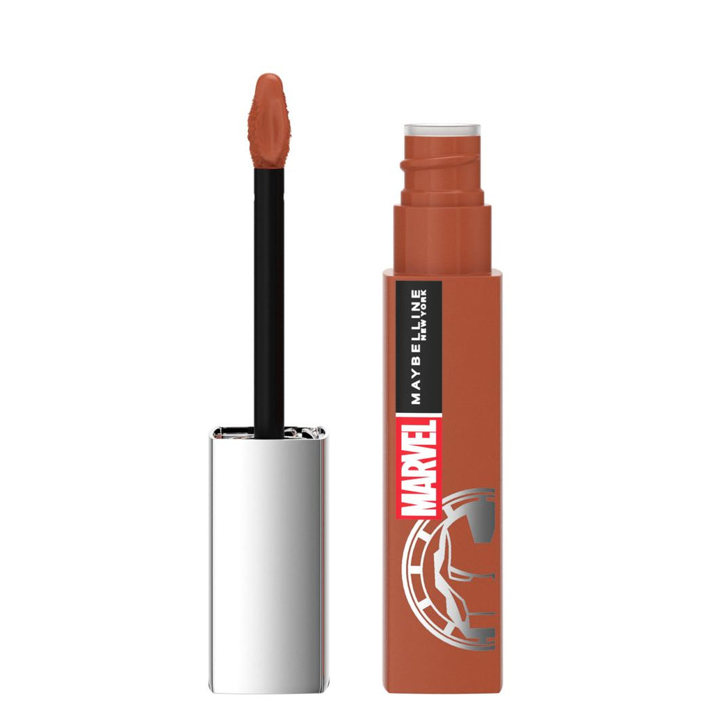 Marvel X Maybelline Limited Edition Collection Superstay Matte Ink Liquid Lipstick
