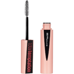 Maybelline Total Temptation Washable Mascara Blackest Black