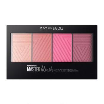 Maybelline Master Blush Color & Highlighting Kit Palette