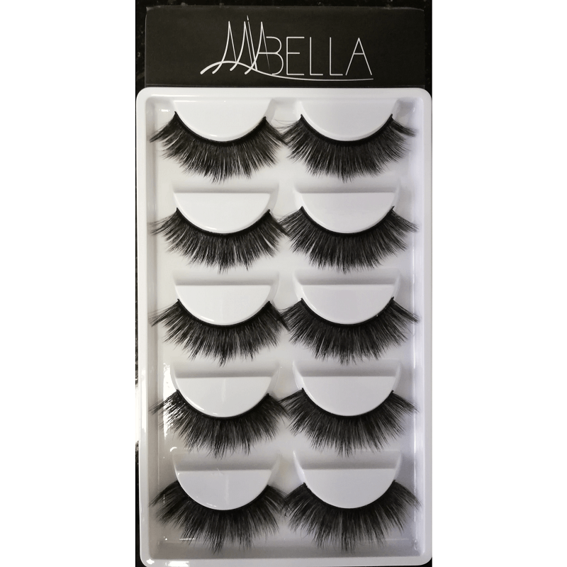 Mia Bella Lashes Flora Collection - Drama Queen