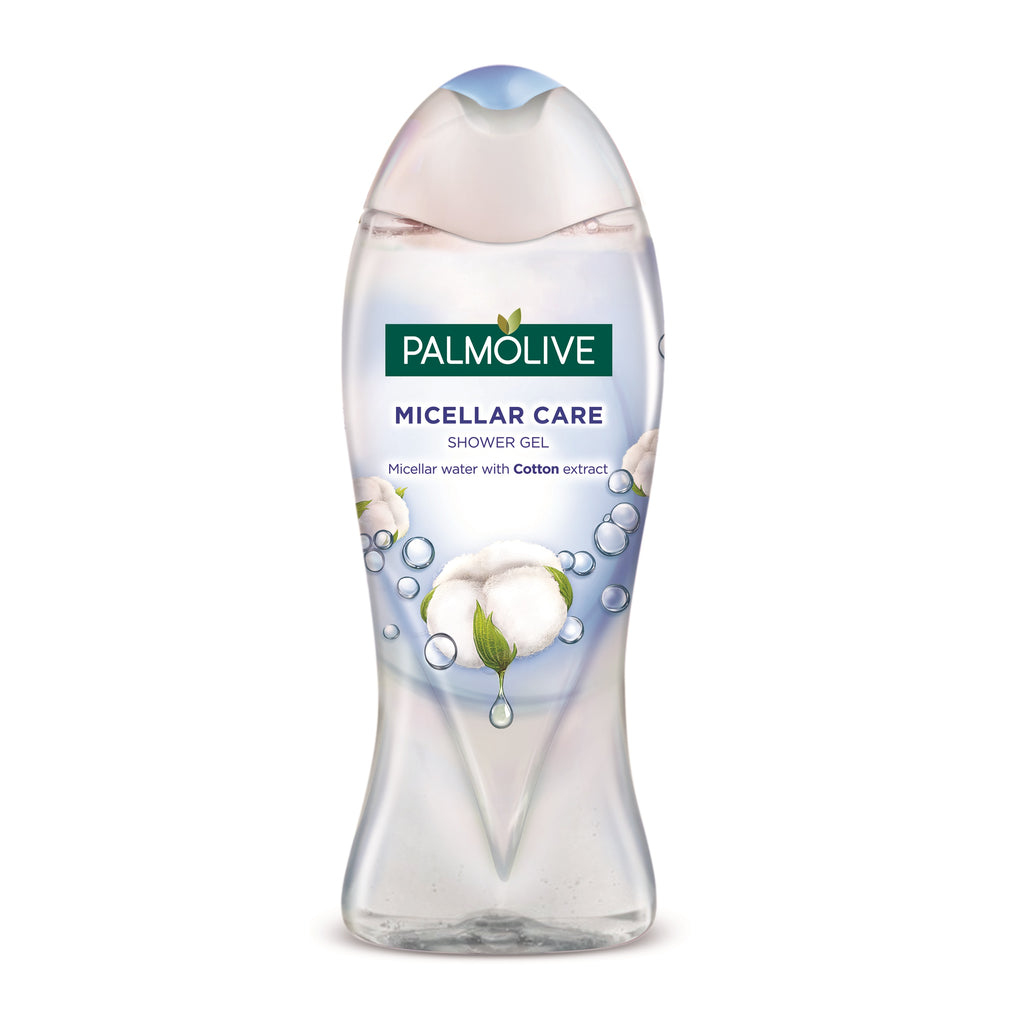 Palmolive Micellar Care Shower Gel With Cotton Extract 500ml