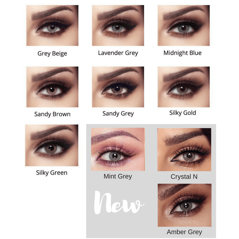 Bella Elite Collection Natural Looking Lenses