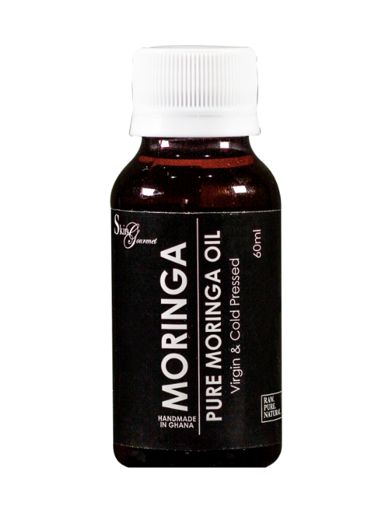 Skin Gourmet Cold Pressed Moringa Oil