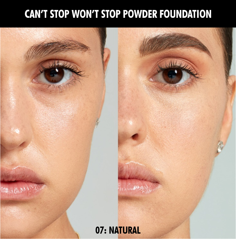NYX Professional Makeup Can't Stop Won't Stop Full Coverage Powder Foundation