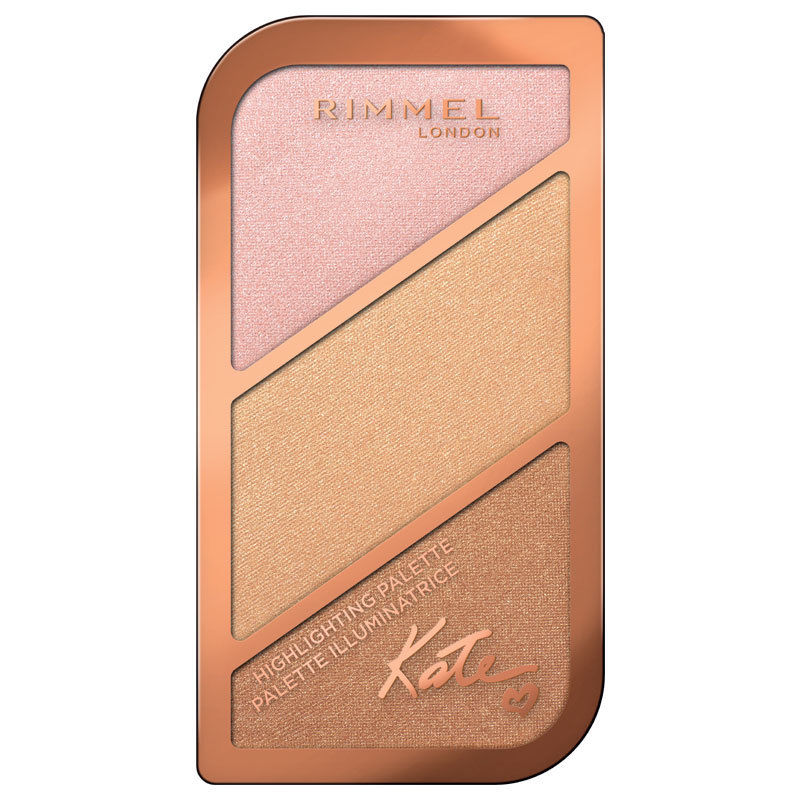 Rimmel Sculpting & Highlighting Palette by Kate Moss