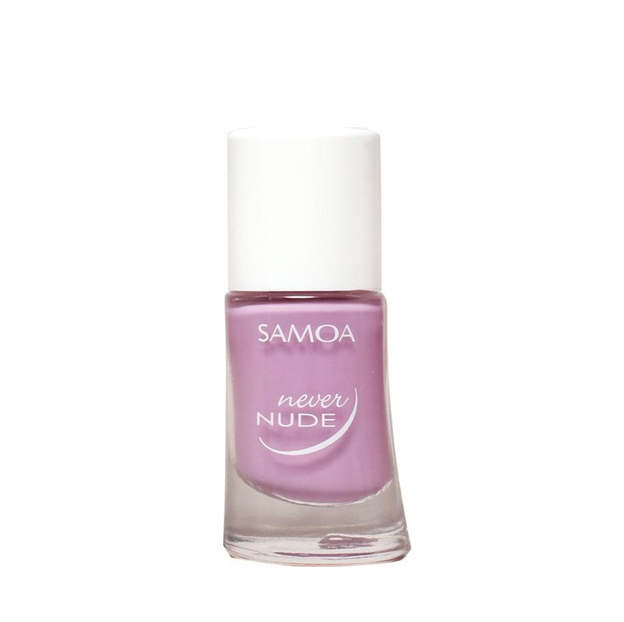 Samoa Never Nude Nail Polish - Spring Bloom 2019