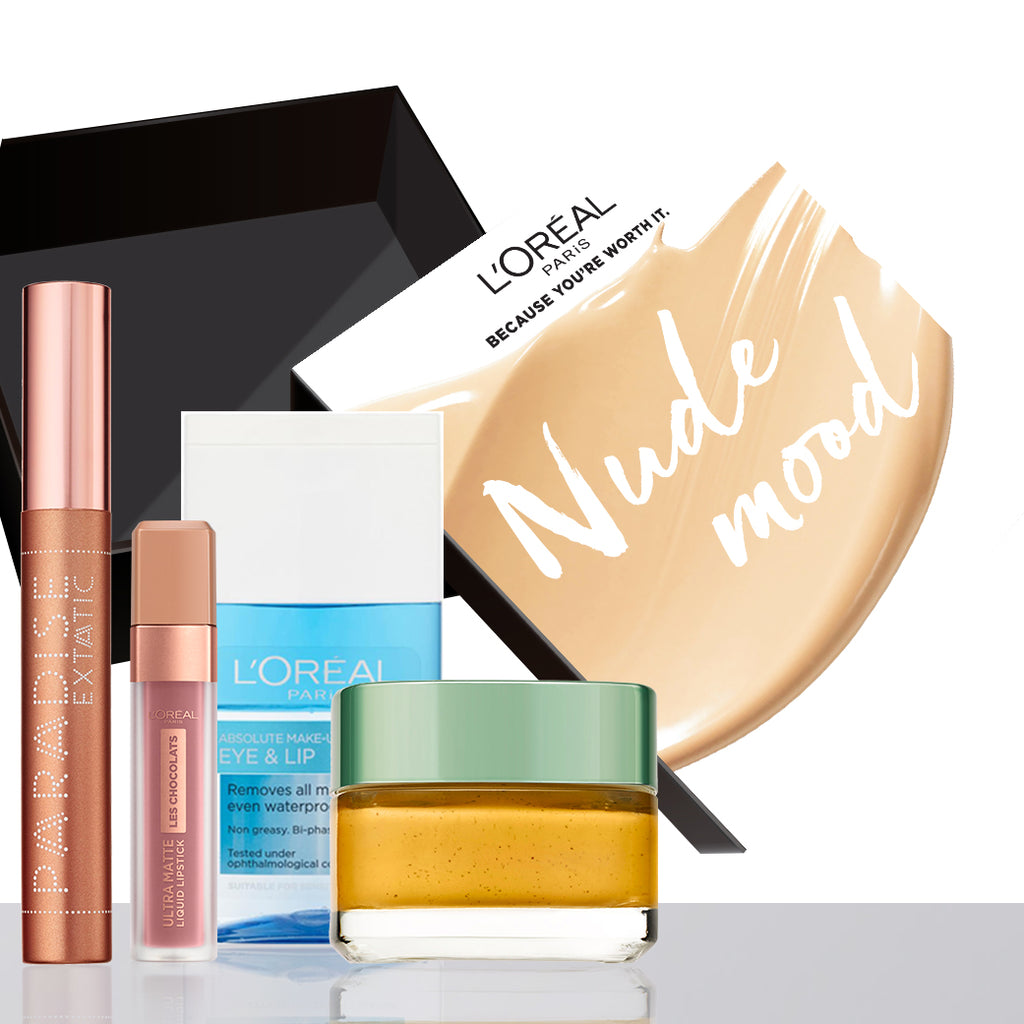 L'Oreal Paris Gift Set - Nude Mood