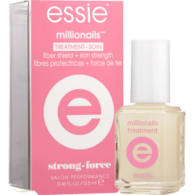 Essie Millionails Treatment Fiber Shield + Iron Strength