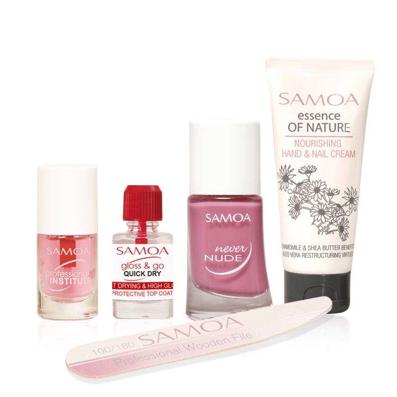 Samoa Feel Glam'D Season 2 - Perfect Rosie Nails Bundle