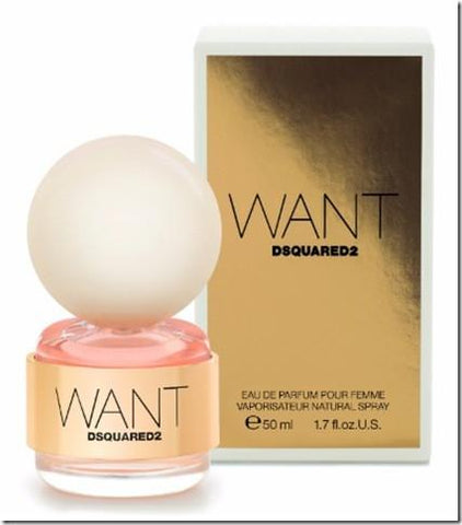 DSQUARED2 Want Eau de Perfum for Women 100 ml