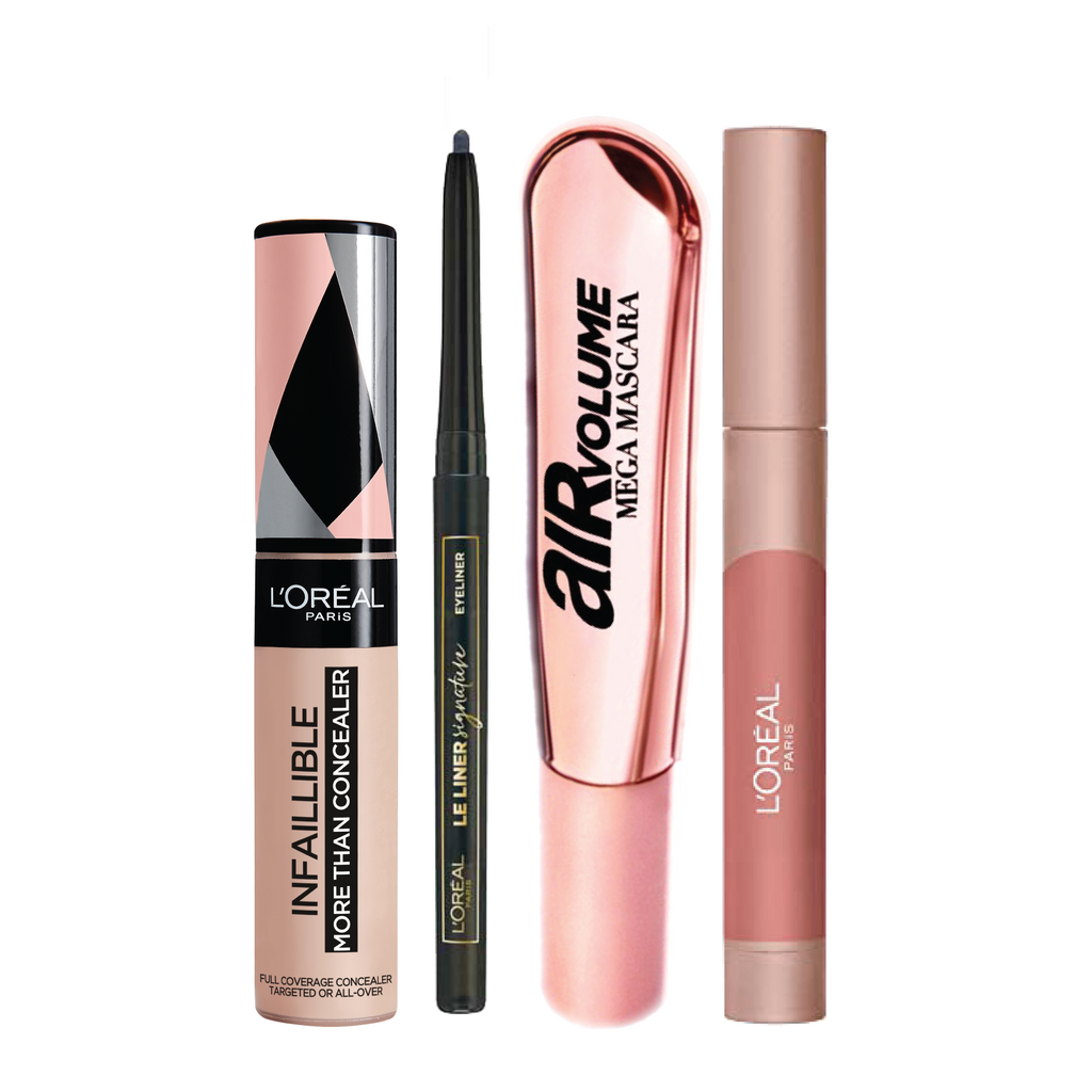 L'Oreal Paris Stay At Home Facetime Date Night Offer 12% Off!