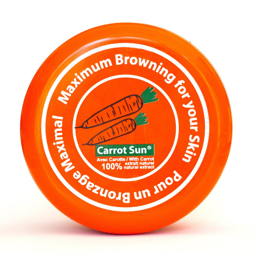 Carrot Sun Tan Accelerator Cream with Carrot Extract