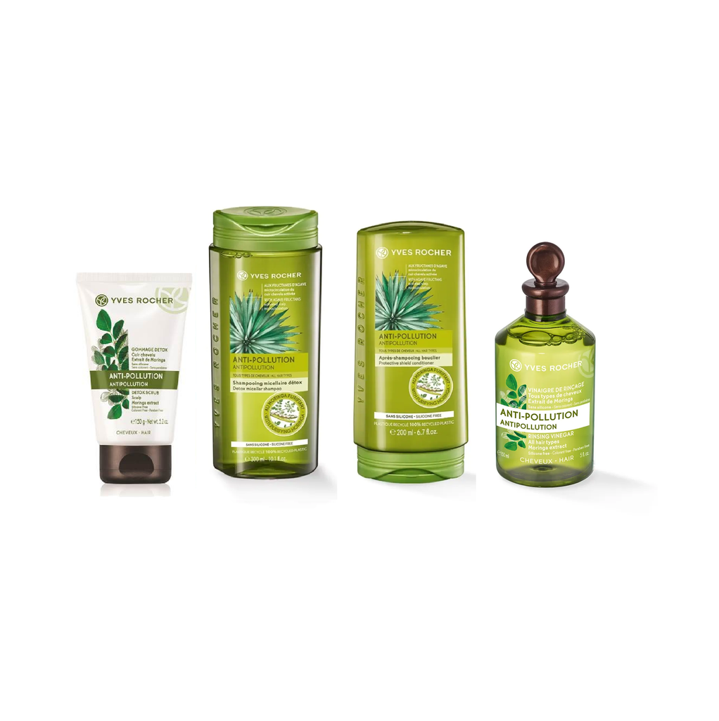 Yves Rocher Holiday Sets: Anti Pollution Hair %20 OFF
