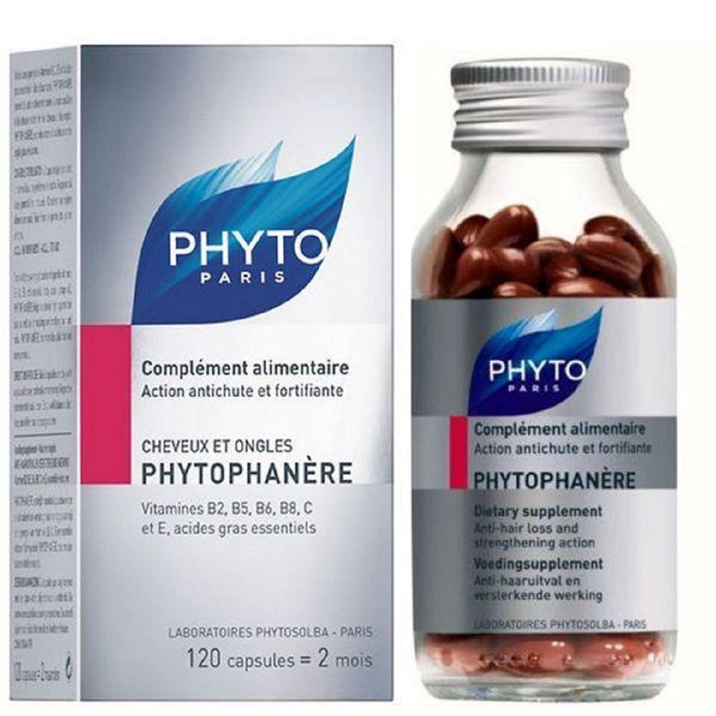 Phyto Phanere Hair & Nails Supplement
