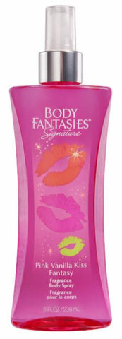 Body Fantasies Signature Pink Vanilla Kiss