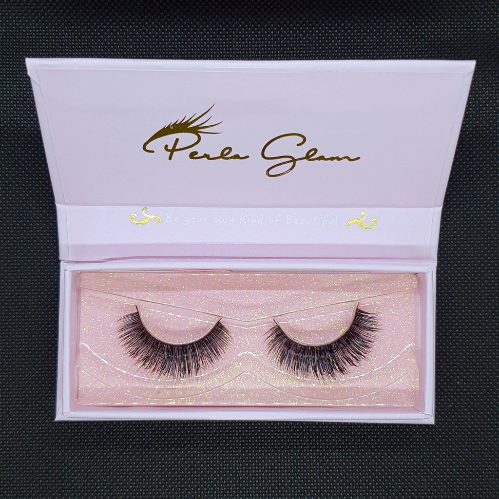 Perla Glam Luxury Mink Lashes
