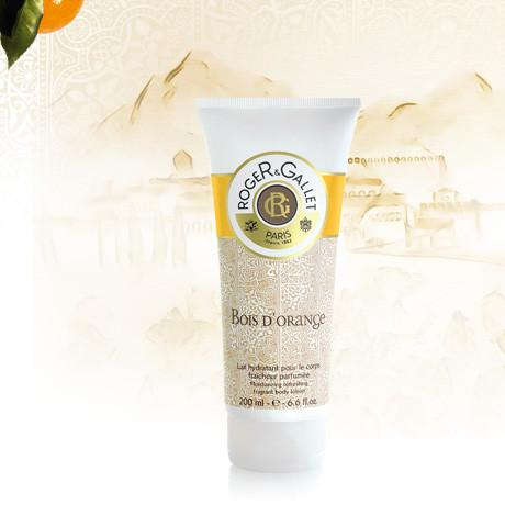Roger & Gallet Moisturizing Body Lotion Bois d'Orange 200ml