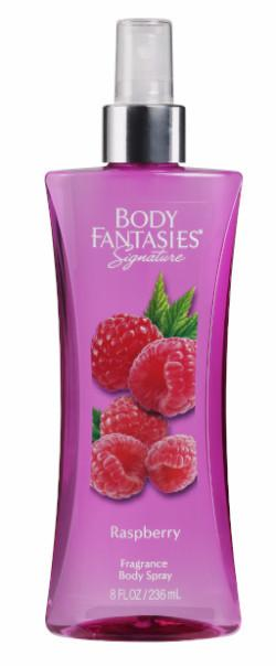 Body Fantasies Signature Raspberry