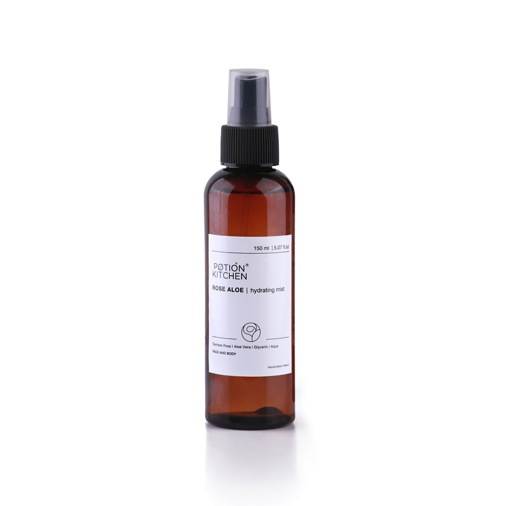 Potion Kitchen Rose Aloe After Sun Hydrating Mist