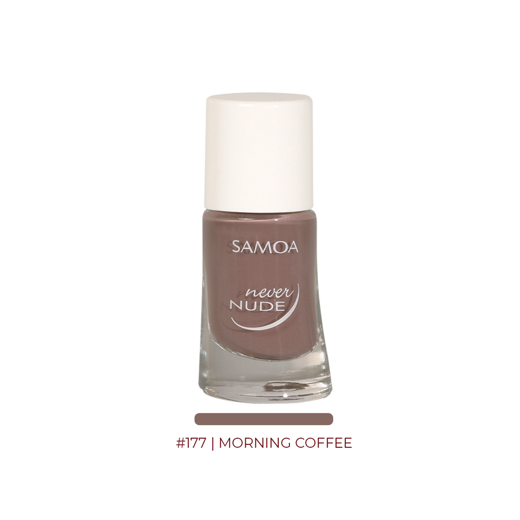Samoa Never Nude Nail Polish Winter 2018 Collection (6 Colors)