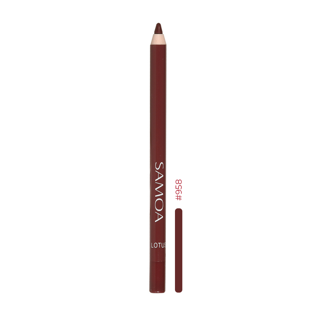 Samoa Lotus Super Longwear Lipliner - NEW Winter 2018 Shades