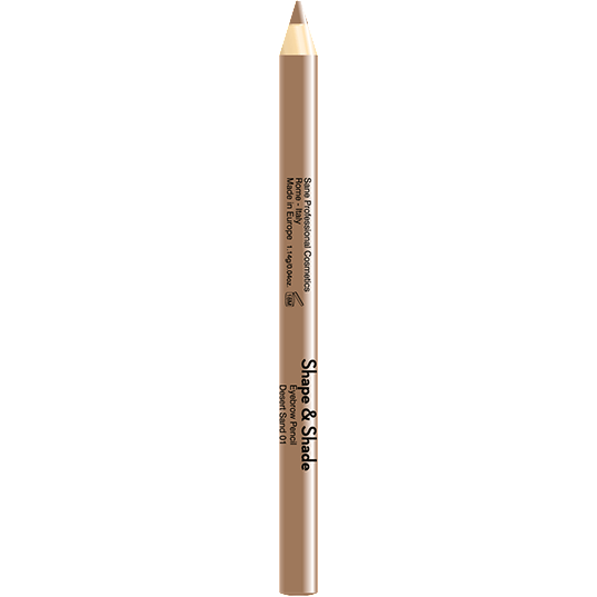 SANE Shape & Shade Eyebrow Pencil - 4 Shades