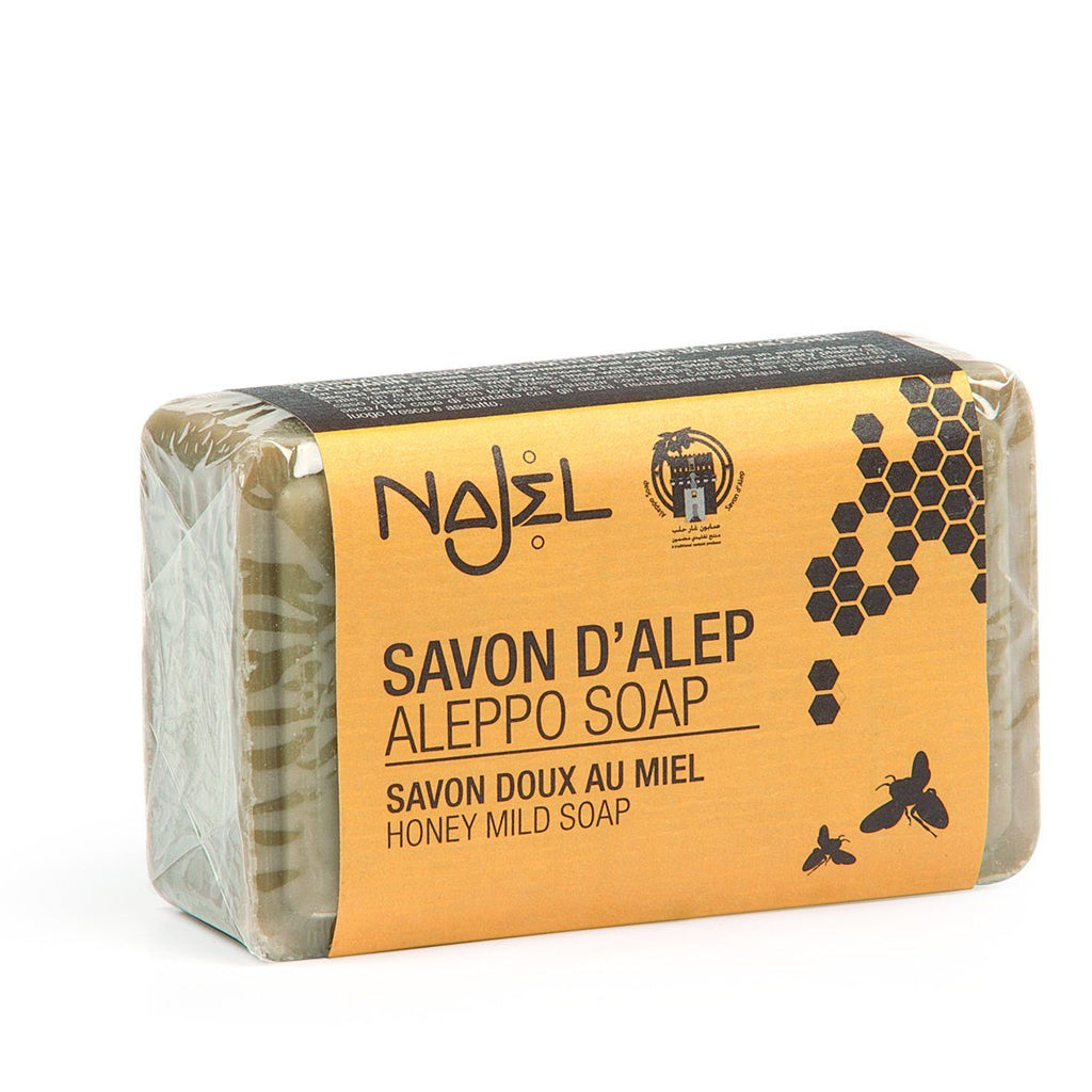 Najel Aleppo Soap with Honey