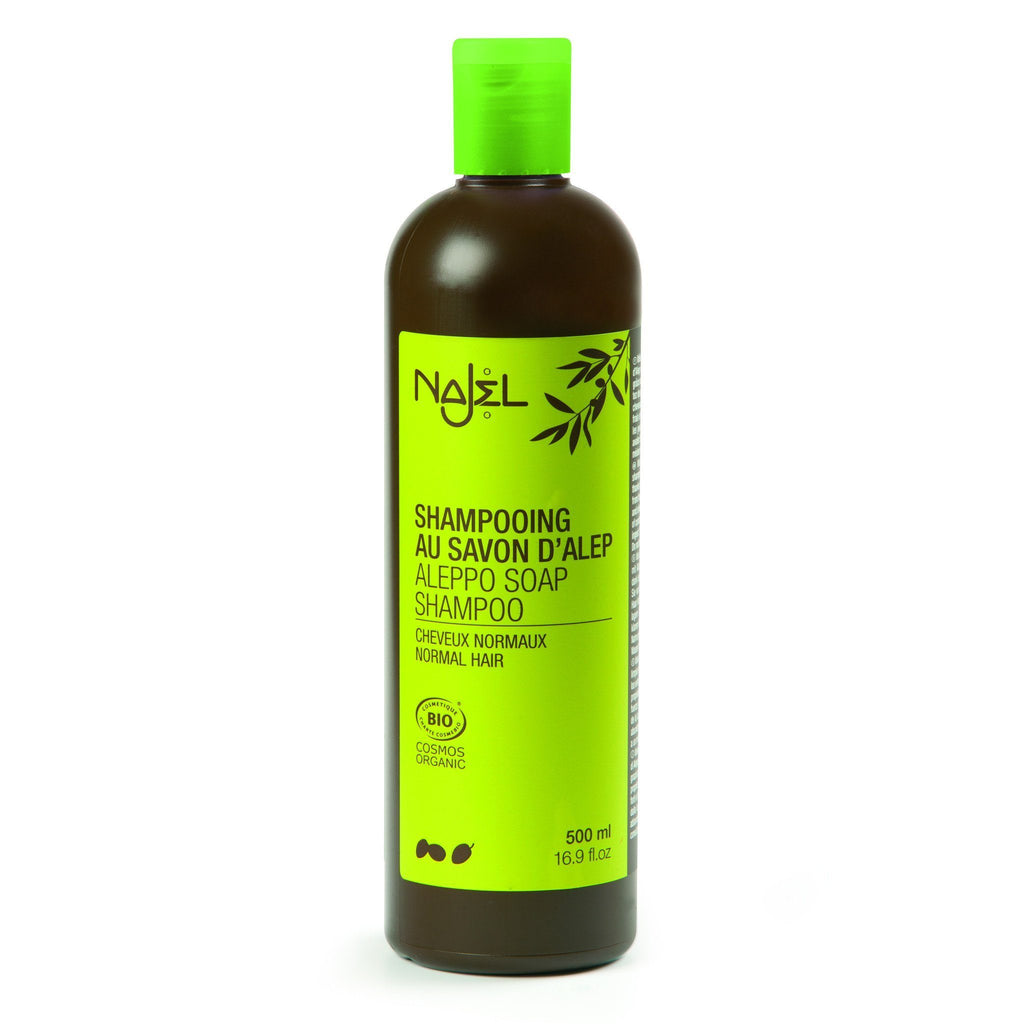 Najel Shampoo with Aleppo Organic Soap - Normal Hair