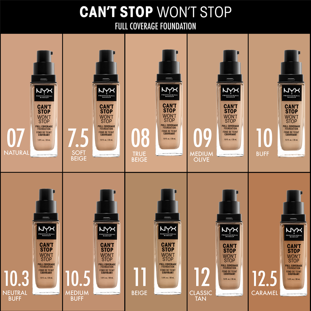 NYX Professional Makeup Adha 2020: Summer time Glam! 20% Off