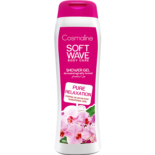 Cosmaline Soft Wave Pure Relaxation Shower Gel 400ml