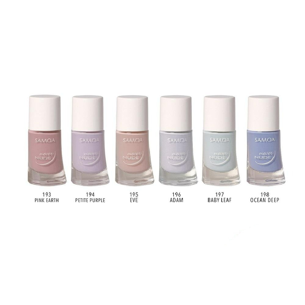 Samoa Real & Raw Nail Polish - Spring 2020 Collection