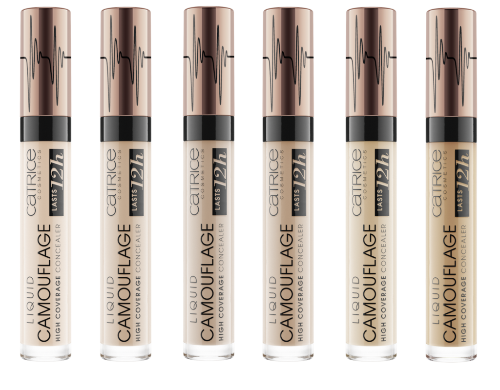 Catrice Our Heartbeat Project Liquid Camouflage High Coverage Concealer