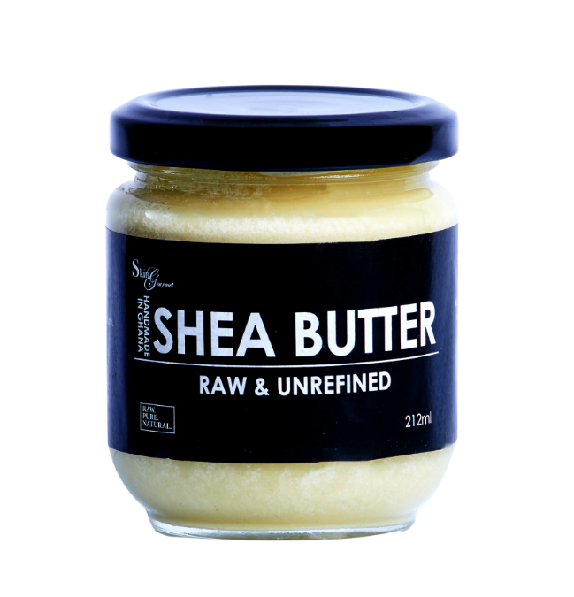 Skin Gourmet Raw & Unrefined Shea Butter
