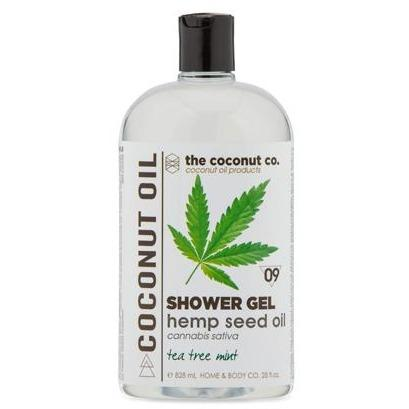 Home & Body Shower Gel + Coffee with Coconut Oil - 710ml