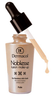 Dermacol Noblesse Fusion Makeup - Flawless Look!
