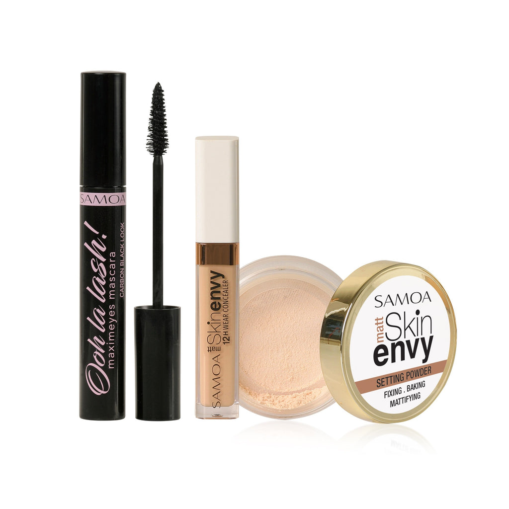 Samoa Skin Envy Smiling Eyes Bundle 10% Off!