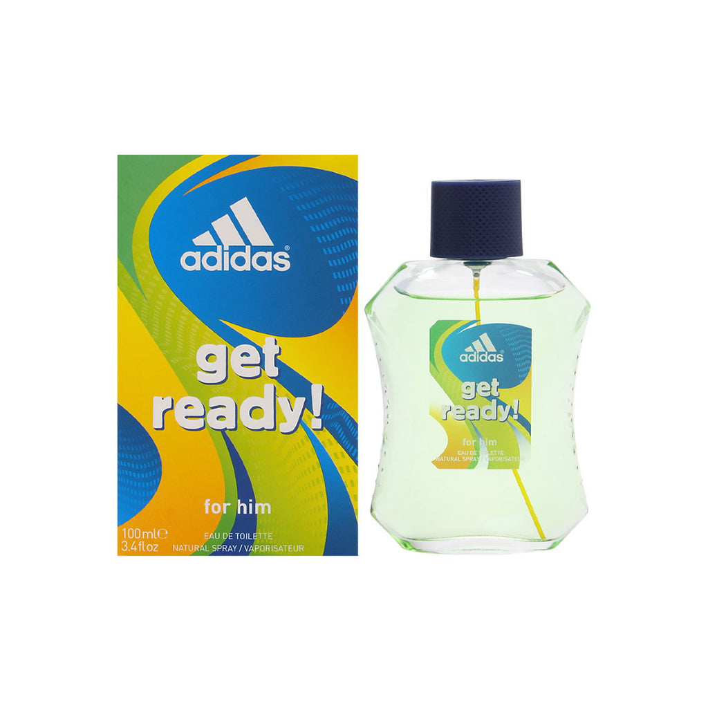 Adidas Get Ready! Eau de Toilette For Men