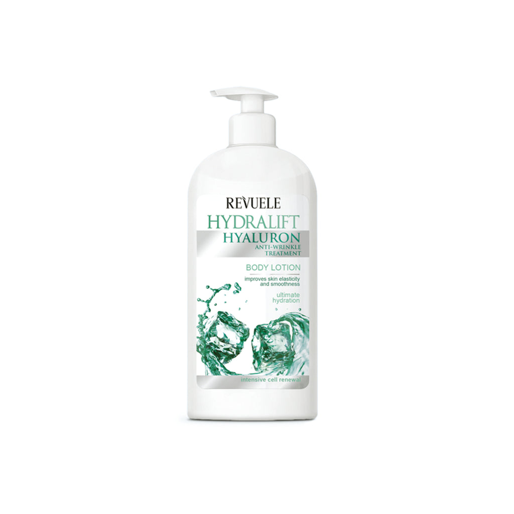 Revuele Hydralift Hyaluron Moisturizing Body Lotion With Hyaluronic Acid