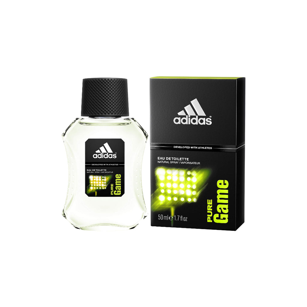 Adidas Pure Game Eau de Toilette for Men