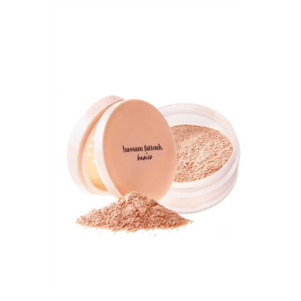Bassam Fattouh  Loose Fix Powder