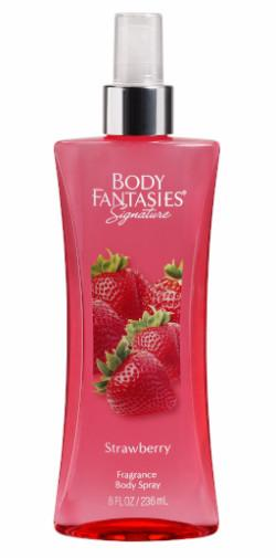 Body Fantasies Signature Strawberry SALE